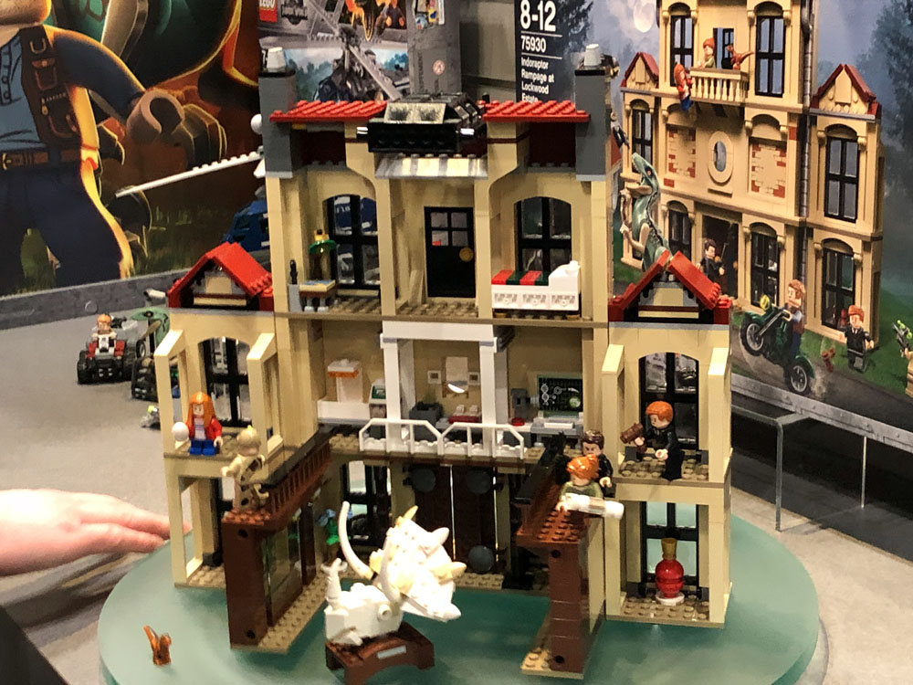 2018 New Toys : New york toy fair lego awesometoy