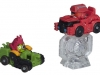 ANGRY BIRDS TRANSFORMERS TELEPODS BATTLE PACKS Sentinel Prime Bird vs. Deceptihog Bludgeon A8462 vehicles