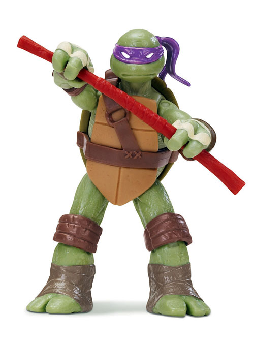 Teenage Mutant Ninja Turtles 2012 Toys : Toy fair official tmnt images from playmates toys