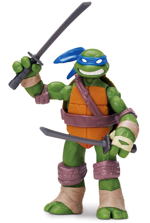 Teenage Mutant Ninja Turtles Toys 1 : Toy fair official tmnt images from playmates toys