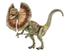 Jurasisc World Lights & Sounds Figure - DILOPHOSAURUS