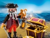 4783 - Pirate with Treasure Chest