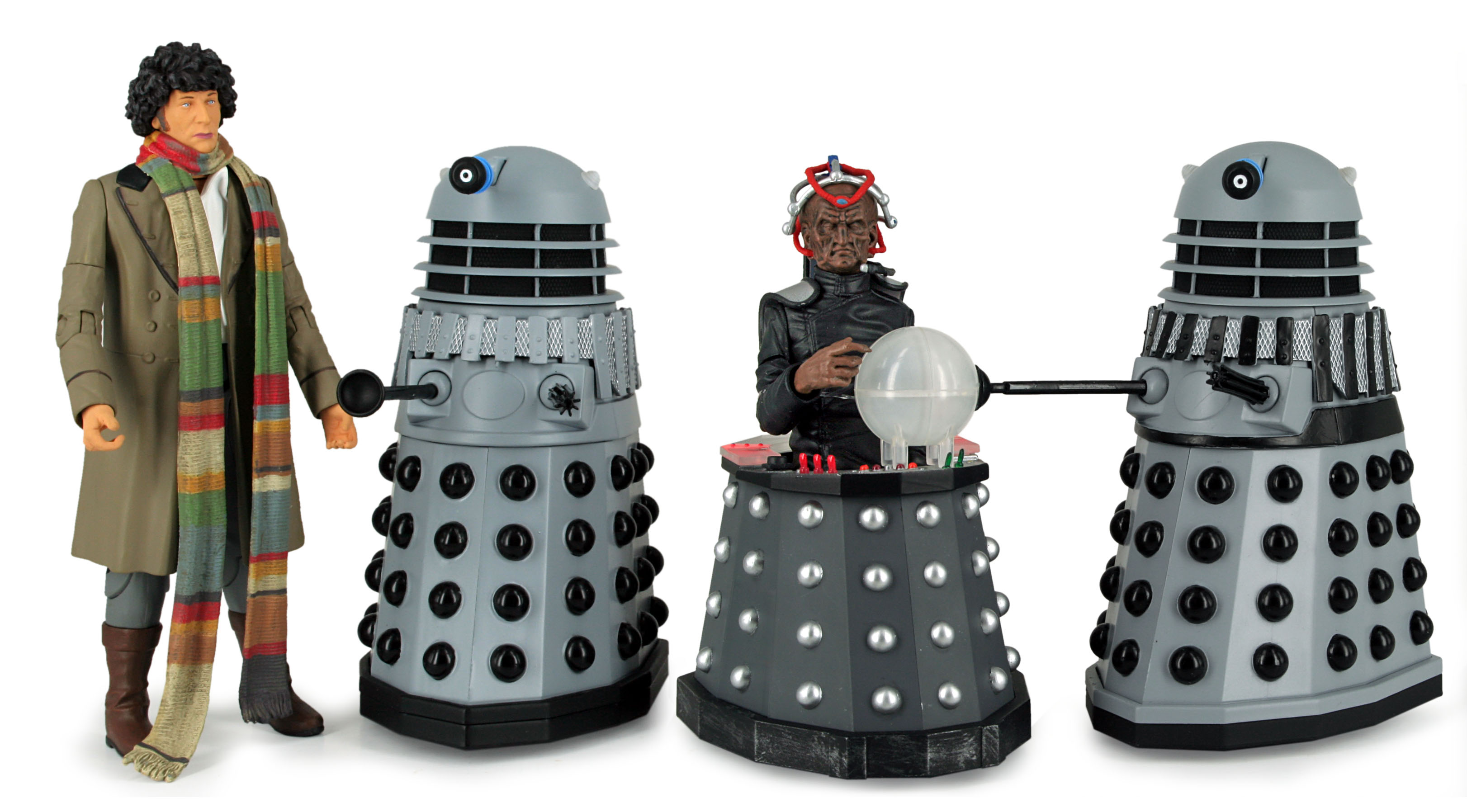 Two New Classic Doctor Who Sets Announced Destiny And
