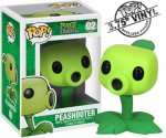 Pop Plants Vs Zombies Peashooter