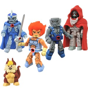 Thundercats 2012 Toys on Action Figure Xpress Afx Thundercats Minimates     Awesome Toy Blog