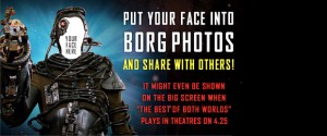 Be A Borg