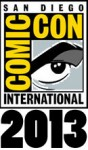 SDCC 2013 logo