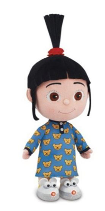Toys For Bedtime : Bedtime agnes plush awesometoy