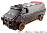 Hotwheels Ateam Van 3