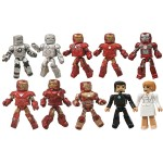 AFX SDCC2013 Iron Man Minimates Set