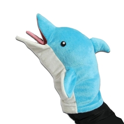 Factory Entertainment Archer Dolphin Puppet