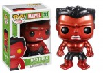 Marvel Pop Metallic Red Hulk