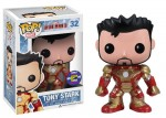 Marvel Pop Tony Unmasked