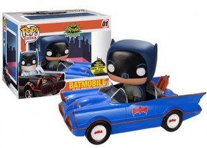 NYCC ToyTokyo Pop Batmobile
