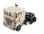Breakout Battle optimus truck