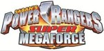 power rangers super megaforce logo