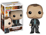 supernatural pop - crowley