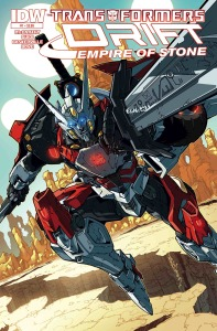 IDW TF 30th