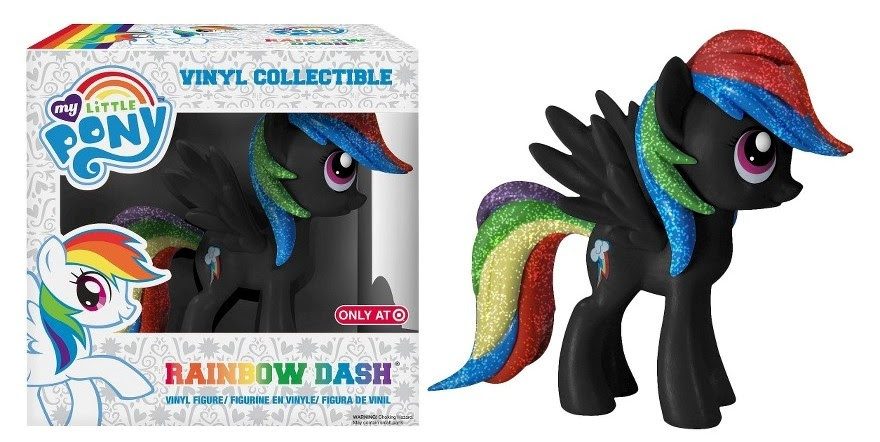 Target Exclusive Rainbow Dash