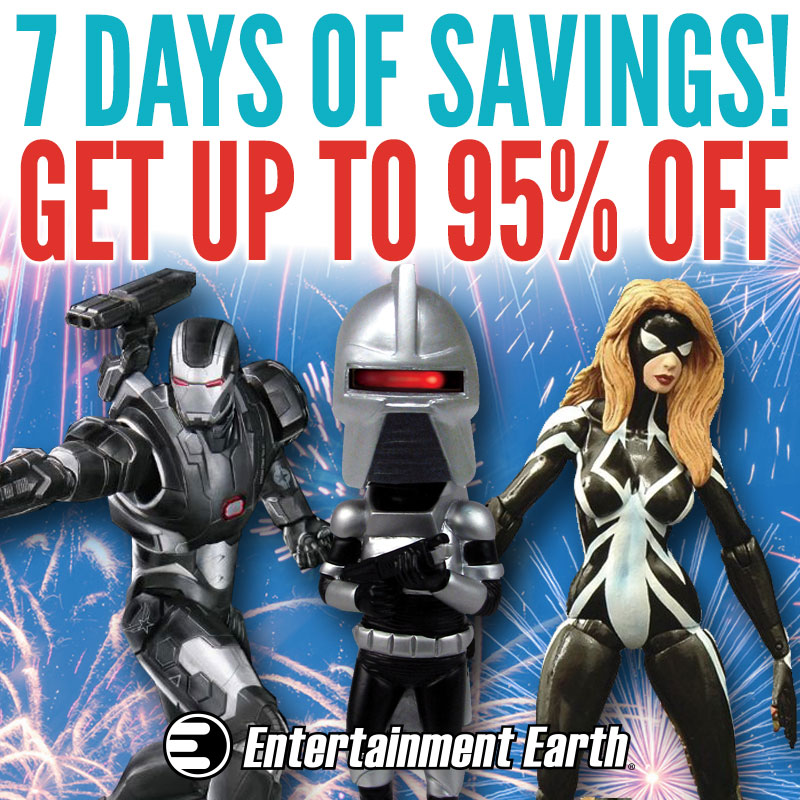 EntEarth Blowout sale