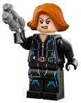 Lego Helicarrier Black Widow
