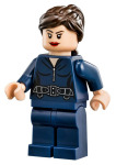 Lego Helicarrier Maria Hill