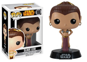 slave leia pop star wars vault