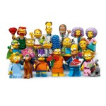 2nd wave of simpsons minifigs