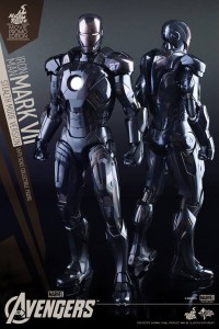 Hot Toys Stealth Iron Man
