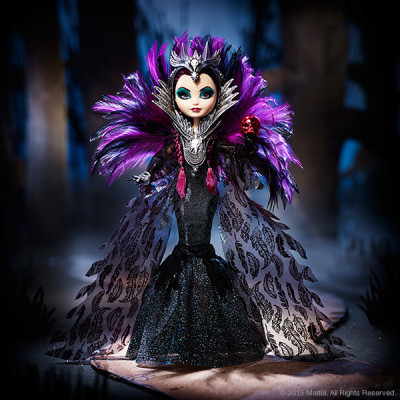 CC15 Ever After High Raven Queen