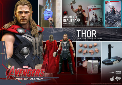 Hot Toys Avengers Age of Ultron Thor
