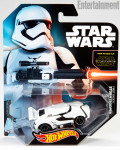 Mattel SWTFA Hot Wheel