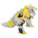 Warrior Gold Armor Grimlock Dino