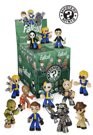 Fallout mystery minis 1