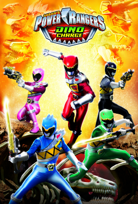 Assistir Power Rangers Dino Charge