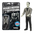 NYCC ReAction Universal Monsters BW Frank