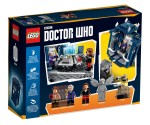 lego doctor who box back