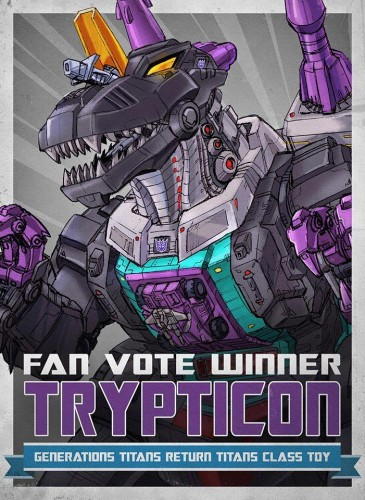 Titan Trypticon Winner