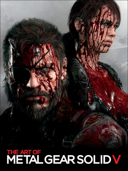 art of metal gear solid v