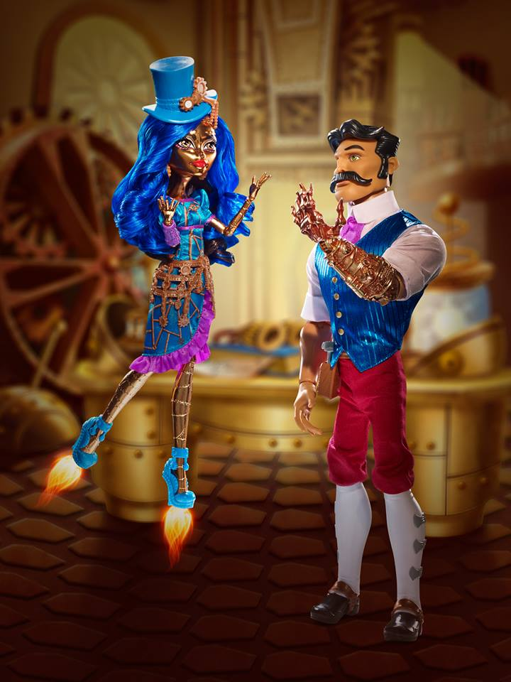 Mattel Reveals Two Monster High Sdcc Exclusives Including
