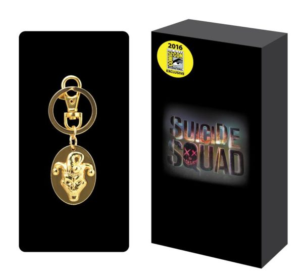 monogram cc16 joker key ring