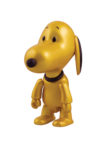 snoopy qee mystery figure gold edition