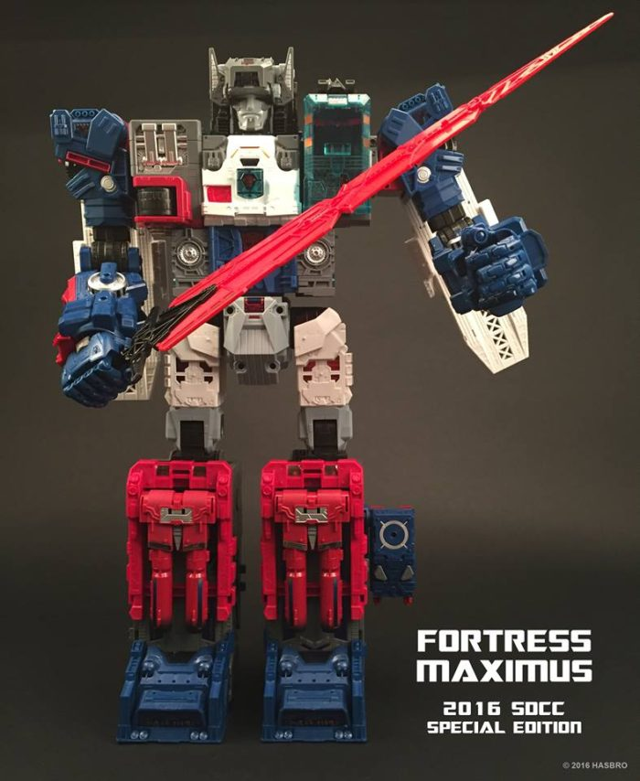 special edition fort max