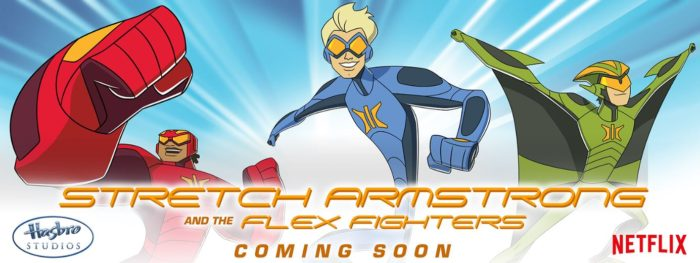 stetch armstron and flex fighters