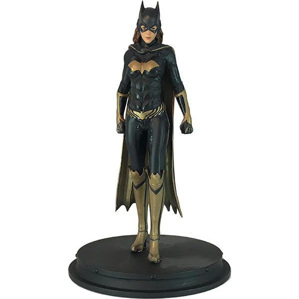 icon heroes batgirl statue