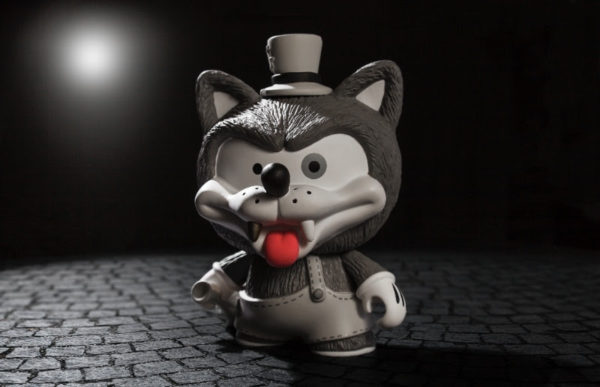 kidrobot willy the wolf