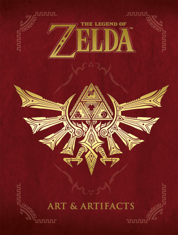 legend of zelda art and artifacts