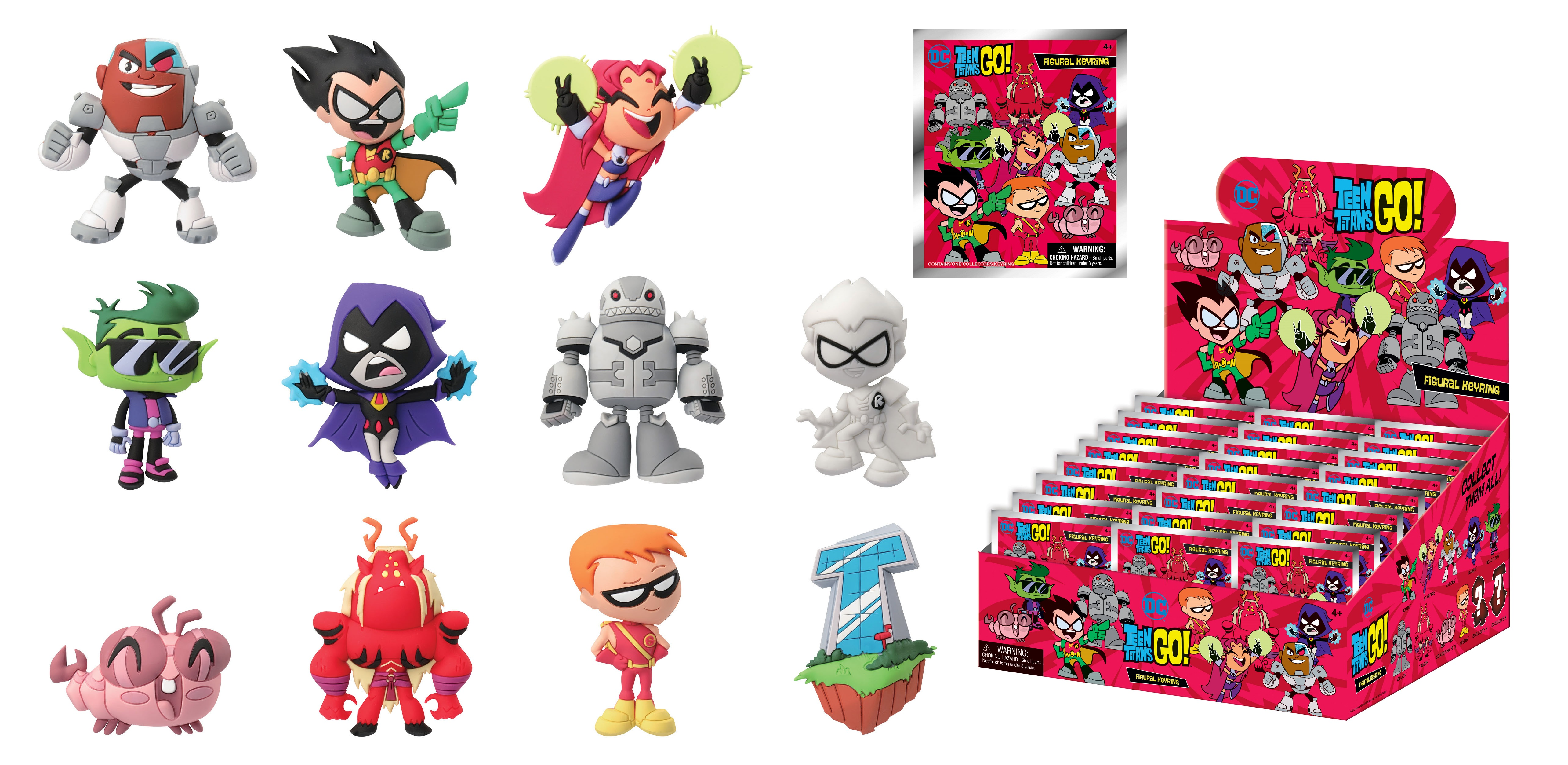 monogram introduces 2017 blind bag collections